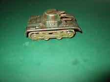 GAMA Uhrwerk Tank Panzer - alt Tank Nr 62 Blechspielzeug