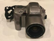 Olympus iS-21  //  compact autofocus SLR 35mm film camera with zoom lens