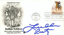 """AUTHENTIC legendary """"Rin-Tin-Tin"""" child actor Lee Aaker signed FDC"""