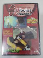 HAMTARO + DOCE REINOS + OFFSIDE VOL 1 - DVD + EXTRAS MANGA SPANISH ED ESPAÑOL