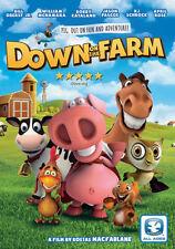 PRE ORDER: DOWN ON THE FARM - DVD - Region 1