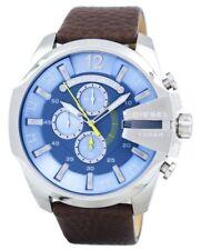 Diesel Mega Chief Chronograph Blue Dial DZ4281 Men's Watch