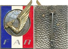 Force d'Action Rapide, 43 x 34 millimètres, épingle sertie, Delsart 3158 (0518)