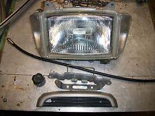 1985 Honda goldwing fairing headlight blinkers marker lights FREE SHIPPING