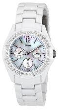 Guess G12543L WaterPro MOP Dial White Stainless Steel Women's Watch
