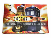 BBC Doctor Who - The Interactive Electronic Board Game - 2004 Complete Set!!