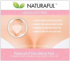 NATURAFUL - NEW TOP RATED Decollete Pads (2 Pads) - Anti-Wrinkle Decollete Pads