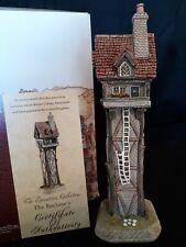 David Winter Cottages The Recluse'S, The Eccentrics Collection, Coa + Box