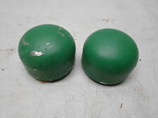 Lot of 2: A/SA234 WP22 S160 2 A33218 CL.1.3 Korea Buttweld Cap Pipe Fittings