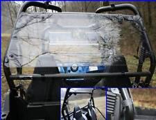 POLARIS RZR 800 570 S REAR HARD PANEL WINDSHIELD WINDOW CAB BACK DUST STOP