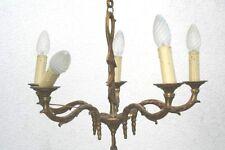 Leuchter, Deckenleuchter, 5-armig