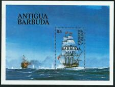 BARBUDA (1990) - '500th Anniv. Discovery of America' Miniature Sheet MNH  [8126]