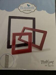 elizabeth craft designs Happy Frame