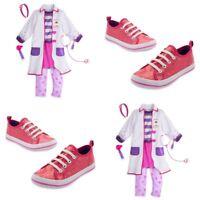 Disney Store Doc Mcstuffins Halloween Dress Up Costume Set Stethoscope or Shoes