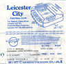 Ticket Leicester City v Arsenal 13/10/1984 (AS)