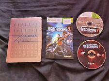 DEAD RISING 2 Microsoft Xbox 360 Game STEELBOOK