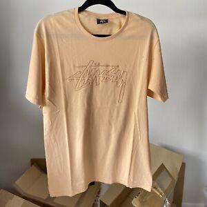 Stussy Logo T-shirt Size M