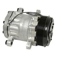 NEW SANDEN OEM SD7B10 AC COMPRESSOR AND CLUTCH CO 7176C