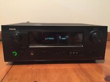 Denon AVR-590 AV 5.1 Surround Sound Home Theater 110 Watt HDMI Stereo Receiver