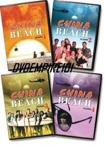 China Beach Season 1 2 3 4 Bulk DVD New and Sealed Australian Release