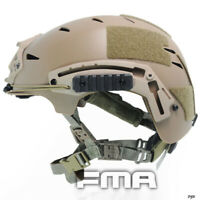FMA Tactical Airsoft CS Protective EXF BUMP Helmet High Quality DE TB742