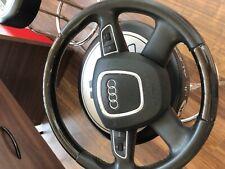 Lenkrad Q7,A8, Audi A6 4F C6  Leder Holz Hochglanz lackiert  Airbag 4F0 419 091