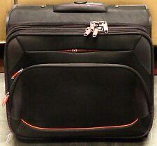 Brown Wenger Noblr Suitcase / Travel Bag. 2 Wheels w/ Combination Padlock