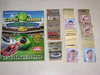 WORLD CUP BRASIL 2014 - ALBUM NAVARRETE / CAPRI EMPTY + SET OF STICKERS COMPLETE
