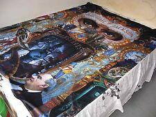 Michael Jackson MJ Dangerous World Tour Double Bed sheet Cover 150x200 CM