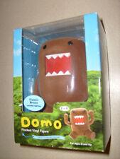 "Dark Horse Domo 4"" Flocked Vinyl Figure: Classic Brown MIB NEW FREE S/H"