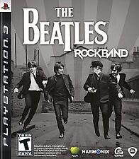 The Beatles: Rock Band PlayStation 3 PS3