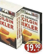 Şu Çılgın Türkler Film Seti (4 DVD) Türk filmi / Turk filmleri