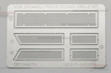 1/35 WWII British Cromwell Mk.II photo etched grille set by Tamiya ~ 35222