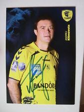 Andrej Klimovets, Rhein-Neckar-Löwen, Handball, original Autogramm
