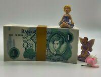 Unique Five Pound Note Ceramic/ Porcelain Piggy Bank / Money Box