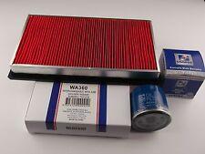 NISSAN X-TRAIL FILTER KIT AIR & OIL FITS T30 WITH 2.5L QR25DE ENG 2001-09/2007
