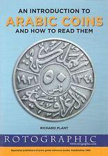 Una introducción a árabe monedas y cómo leerlos Rotographic 2014