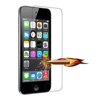 Premium Tempered Glass Film Screen Protector For iPod Touch 6 6th Generation New