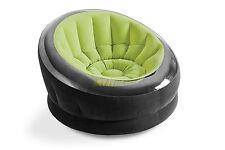 Intex Sessel aufblasbar Entspannung Empire 112x109x69cm Farbwahl 68582