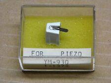 Saphir Diamant pointe de lecture de remplacement pour Piezzo YM-930 ~ YM930