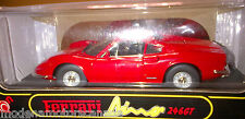 FERRARI 246 GT DINO RED ANSON OLD RELEASE 1:18 BRAND NEW IN BOX MINT CONDITION
