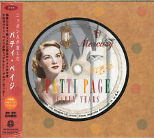 PATTI PAGE-EARLY YEARS ON MERCURY-JAPAN CD G35