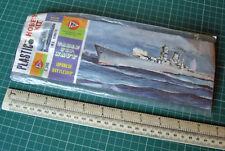 1960s Pyro IJN Yamato Japanese Battleship Plastic Kit 1/1200. Factory Sealed