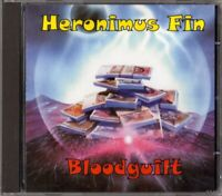 HERONIMUS FIN Bloodguilt Very Rare UK Psych Prog CD!!!