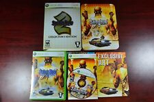 Saints Row 2 Collector's Edition - Microsoft Xbox 360. Extremely Rare. MINT DISC
