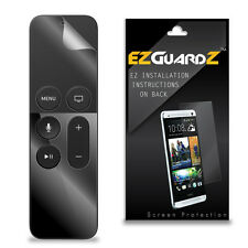 1X EZguardz LCD Screen Protector Shield HD 1X For Apple TV Remote (Ultra Clear)