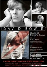 David Bowie-the Shape of Things to Come Vinyl
