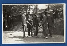 More details for leonard dunning & lord mayor inspecting bristol police 1916 rp  x522