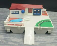 Micro Machines Travel City Suburban House Play Set 1987 Galoob