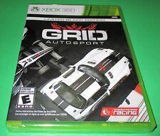 GRID Autosport -- Limited Black Edition Microsoft Xbox 360  *Sealed! *Free Ship!